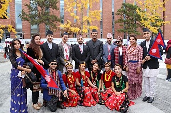 UCAS Cultural Festival boosted up Visit Nepal 2020