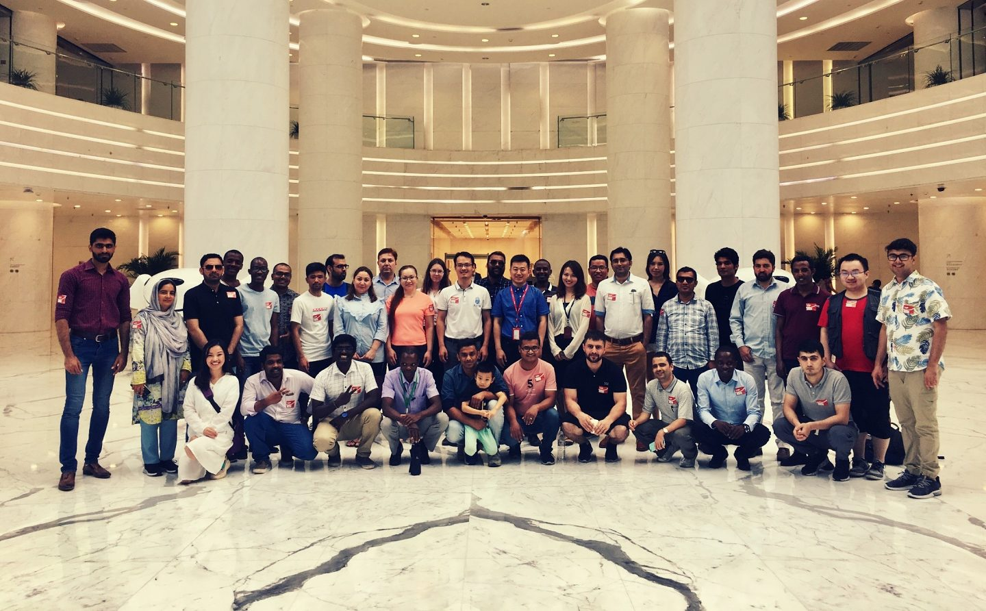 2019 Summer School on Frontier and Inter-Disciplinary Sciences for the Overseas Students held successfully in UCAS, Beijing
